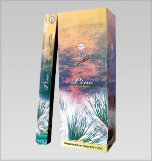 Flute Incense Pine (6 packets)