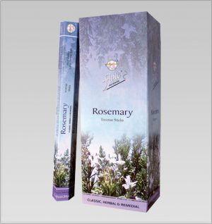 Flute Incense Rosemary (6 packets)