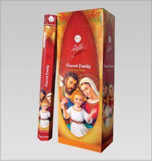 Flute Incense Sacred Family (6 packs)