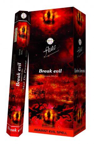 Flute Incense Break Evil (6 packets)
