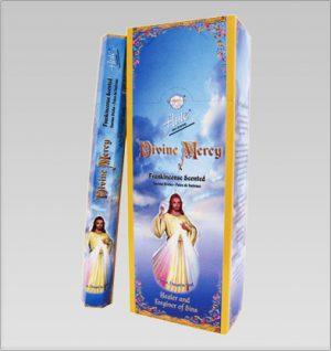 Flute Incense Divine Mercy (6 packs)