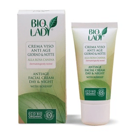 Bio Lady Biological Anti-Ageing Face cream Day and Night
