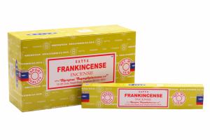 Satya Incense Frankincense (12 packets)