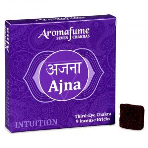 Aromafume Incense cubes Ajna - Third Eye Chakra