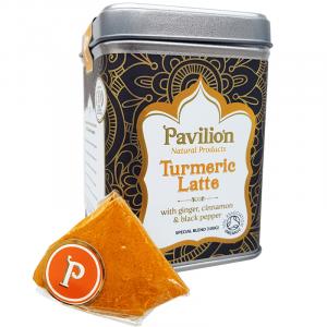 Pavilion Ayurvedic Turmeric Latte Ginger Cinnamon