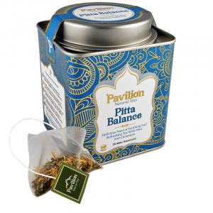 Pavilion Ayurvedic Biological Pitta Balance Tea