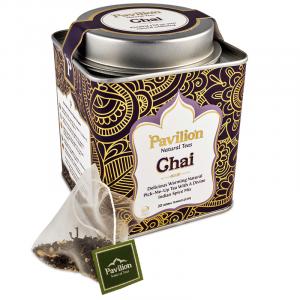 Pavilion Ayurvedic Organic Chai Tea