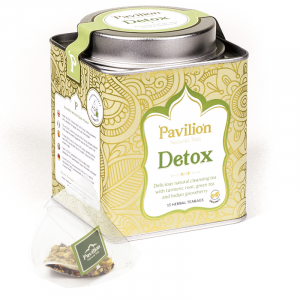 Pavilion Ayurvedic Biological Detox Tea