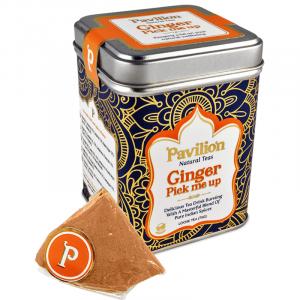 Pavilion Ayurvedic Ginger Tea - Loose Tea