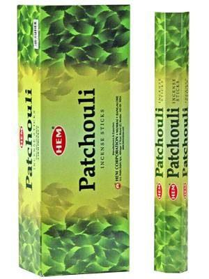 HEM Incense Patchouli (6 packages)