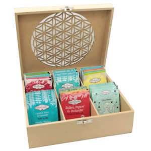 Tea box with Shoti Maa Tames mix (Set of 6)