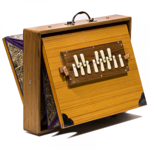 "Shruti Box for Spiritual Music Guidance Saraswati ""432 Hz""."
