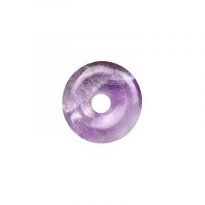 Gemstone Amethyst Donut (50 mm)