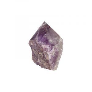 Precious stone Amethyst Point Top (Model 4)