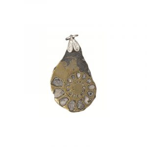 Gemstone Pendant Ammolite