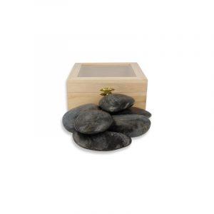 Hotstone Basalt (Set 7-10 cm)