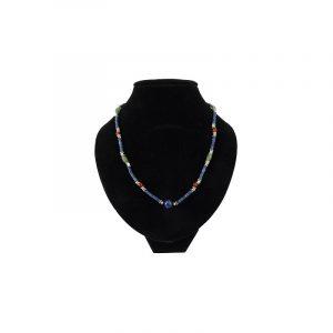 Bohemian Chain Lapis Lazuli with Bol
