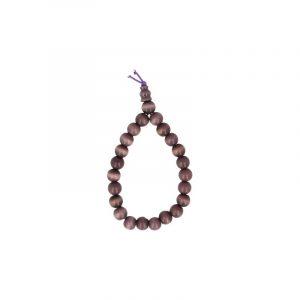 Powerbead Bracelet Cateye purple Dark