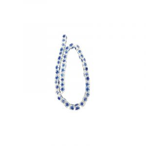 Beads Beam Delfts Blue Square (10 mm)