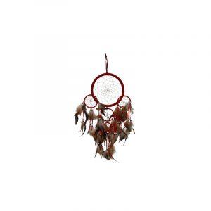 Dream Catcher Red (22 cm)