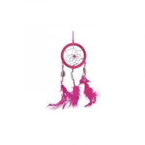 Dream catcher Pink Shells (5 cm)
