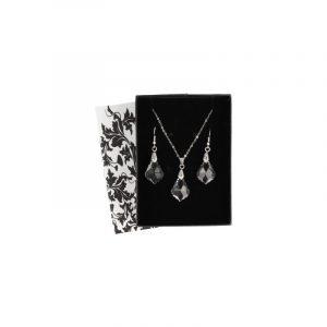 Pendant and Earrings Set Feng Shui Sheet