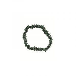 Split bracelet Heliotropic Green