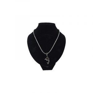 Gemstones Chain Hematite Chain Dolphin