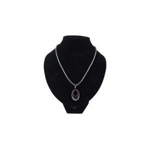 Gemstones Chain Hematite Chain Donut