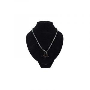 Gemstones Chain Hematite Chain Star