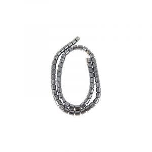 Strand with Hematite Beads (6 mm)