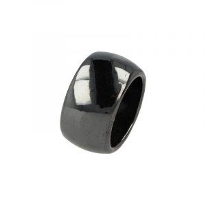 Gemstones Ring Hematite Magnet (Size 22)
