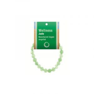 Powerbead Bracelet Jade (With Display Card)
