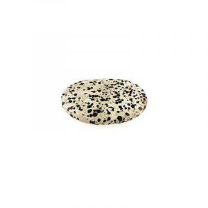 Pocket stone Jasperis Dalmatian