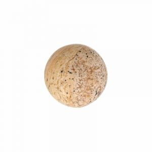 Sphere of Gemstone Jasper Landscape (20 mm)