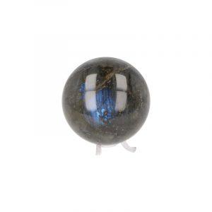 Bulb of Gemstone Labradorite (10 cm)