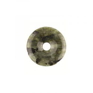 Donut Labradorite (40 mm)
