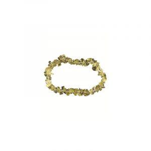 Split bracelet Lime Quartz
