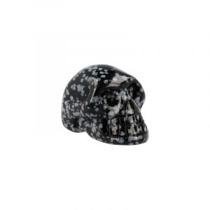 Gemstones Skull Obsidian (40 mm)
