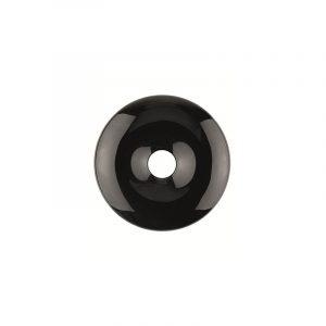 Donut Obsidian Black (30 mm)