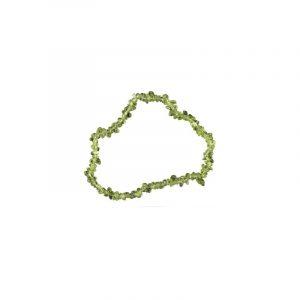 Split bracelet Peridot