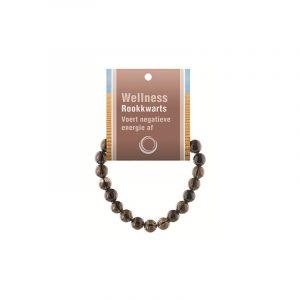 Powerbead Bracelet Smoky Quartz (With Display Card)