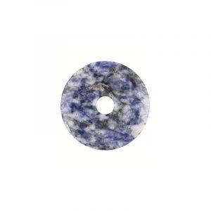 Donut Sodalite (30 mm)