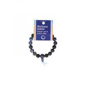 Powerbead Men Bracelet Sodalite (Model 2)