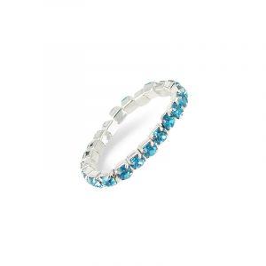 Stretch Ring Blue