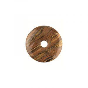 Donut Tiger Eye (30 mm)