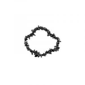 Split bracelet Tourmaline Black (Model 1)