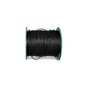 Washing cord Roller Black (100 metres - 2 mm)