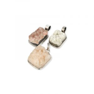 Silver Pendant Apophyllite