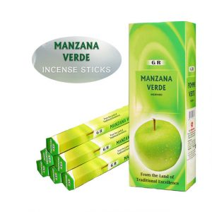 G.R. Incense Green Apple (6 packs)